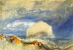 The Bass Rock, for The Provincial Antiquities of Scotland - Turner William