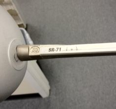 The SR-71 blade looks to be as good or better than the BF for epee fencing.  Check out the review.