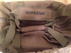 @SUPRA Footwear finally got my duffle bag!