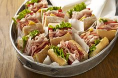 The Neighborhood Club Sub Recipe - Kraft Recipes