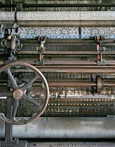 A jacquard lace mach