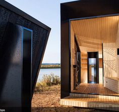 Charred Wood, New Forest, Sustainable Design, Sustainability, Collaboration, Paths, Coastal, Cottage, Mansions