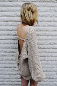 sweater dress, LOVEE