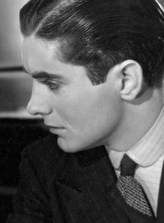 """Tyrone Power, 1930s classic actor who performed in """"Alexander's Ragtime Band"""" and """"Marie Antoinette."""""""