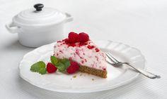 HRK – HRK OLÉ Lehký dort s malinami..ideální pro letní odpoledne