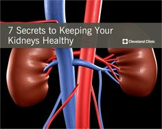 Here's 7 steps to healthier #kidneys.