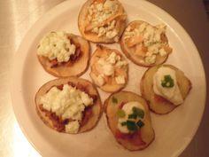 Potato Canapes