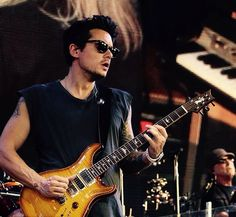 Got no choice but to fight 'til it's done. John Mayer Guitar, John Clayton, Dead And Company, Strong Love, Love Affair, Rock Bands, Hot Guys, Beautiful People, Brother