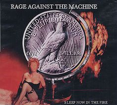 """For Sale - Rage Against The Machine Sleep Now In The Fire Mexico Promo  CD single (CD5 / 5"""") - See this and 250,000 other rare & vintage vinyl records, singles, LPs & CDs at http://991.com"""