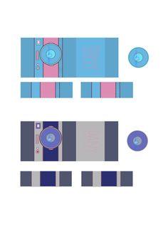 Molde Câmera de Lembranças - Assista o tutorial: https://www.youtube.com/watch?v=d9EUOkCt1aU