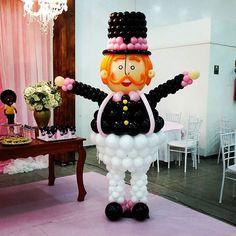 Começando o domingo com o sr. Bita , festa no horário da manhã no buffet @animakids .