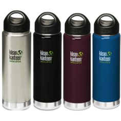 20 oz insulated bottle with a wide mouth opening. Great for storing either hot soups or hot/cold drinks. And now worries about spills - it's leakproof!