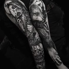 Tattoo by Grindesign (Robert Borbas)