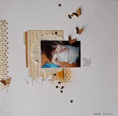 In The Cat Cave: She's My Lovely | SU Convention Display Boards by Cathy Caines @stampinup @cdnscrapbooker