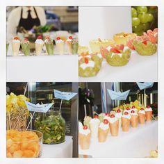 Il re del gelato e l'ottimo cibo si incontrano formando un connubio irresistibile.   #mastrogelataio #icecream #banqueting #catering #torino #food
