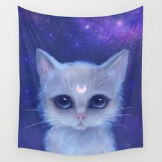 Artemis Wall tapestry on my Society6 store!