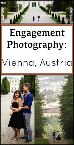 K. and J. are two of my favorite people, and Vienna is easily one of my favorite cities in Europe. What better place, then, to suggest to the two of them for a surprise proposal and engagement photography shoot? We stopped by the Belvedere Palace and Schloss Schonbrunn Palace for a few photos at each, after an initial surprise proposal in the early morning light of the Belvedere Gardens. Congrats again to the two of you!