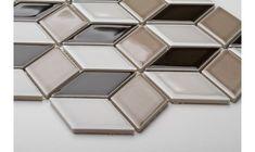 Szeroka oferta płytek ceramicznych/mozaiki. Sprawdź mozaikę Diamond ART DECO w najlepszej cenie na RawDecor.pl. Podkreśl wyjątkowość swojego domu!