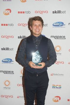 Mark Owen at Westminster Bridge Park Plaza Hotel July 4 2012  The The Arqiva Commercial Radio Awards aims to celebrate the success of the radio industry in the UK.    The awards are now in their 17th year and last night Mark Owen from Take That appeared to accept an award on behalf of the band.  The award was called 'Commensurably Ra