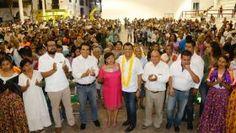 Acerca el Diputado Samuel Gurrión Matías, el trabajo parlamentario del Congreso de Oaxaca