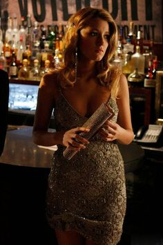 When she wore a sequined dress that made us want to live in the '20s. | 24 Times We Wanted To Raid Serena Van Der Woodsen's Closet