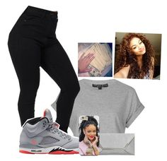 """""""Own it by Drake"""" by shayluhhh ❤ liked on Polyvore featuring Topshop and Wallis"""