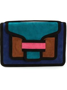 Pierre Hardy Colour Block Shoulder Bag - - Farfetch.com