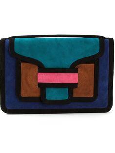 Pierre Hardy Colour Black Shoulder Bag - Stefania Mode - Farfetch.com
