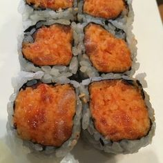 Sushi at home is easy to prepare if you've got the best fish in Orlando. Lombardi's Seafood invites you to check out our Spicy Tuna Roll recipe.
