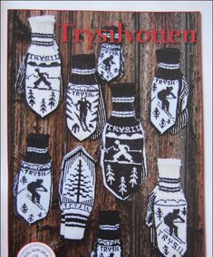 New Knitting Mittens Kids Fair Isles Ideas Fingerless Mittens, Knit Mittens, Mitten Gloves, Knitting Charts, Hand Knitting, Knitting Patterns, Wrist Warmers, Hand Warmers, Fair Isle Pattern