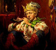 Юлия Медведева — «Кириллов Сергей. Скоморох. 2007» на Яндекс.Фотках