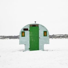 Photographer Richard Johnson has traveled across Canada on a singular mission to document hundreds of diverse ice-fishing huts across this great country. You don't have to leave your chair to join him in his travels across one of the largest countries in the world, taking in the temporary huts of local ice-fishing enthusiasts. According to Johnson's…