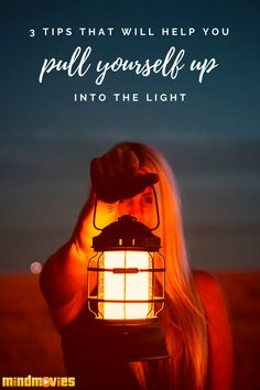 Every human being on the planet faces times of stress and intensity from time to time. But instead of letting ourselves get dragged down into the dark depths of a challenging situation, here are 3 tips that will help you pull yourself up into the light. Power Of Attraction, Confidence Tips, Mental Health Conditions, Mentally Strong, New Thought, Self Discovery, Stressed Out, Negative Thoughts, Wellness Tips