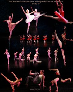 """The dancers of the IDCH"""", remembering the good times! (Photo 7 out of Contemporary Dance, Dancers, Good Times, Competition, Ballet, Dancer, Ballet Dance, Dance Ballet, Modern Dance"""