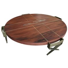 Rare Coffee Table by Pepe Mendoza | From a unique collection of antique and modern coffee and cocktail tables at http://www.1stdibs.com/furniture/tables/coffee-tables-cocktail-tables/