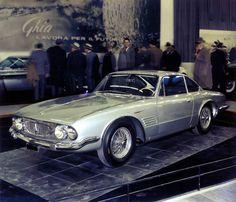 Maserati 5000GT Ghia #maseraticlassiccars