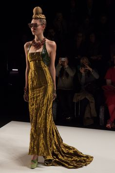 Mercedes-Benz Fashion Week Miranda Konstantinidou Show