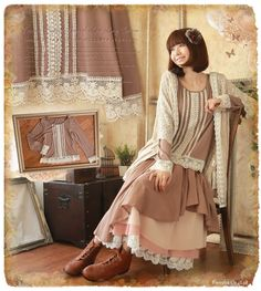 Mori Girl Favorite Shop At www.rakuten.co.jp/favorite-one
