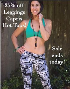 065d4639f3 Don't miss your chance to save on ladies shorts, leggings, capris & hot  tops! Our leggings and tops are lightweight, quick to dry and made in the  USA.