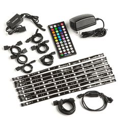 LED lighting kit.