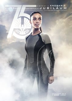 ENOBARIA - Die Tribute von Panem - The Hunger Games - Catching Fire