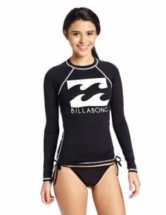 Billabong Women's Pacifica Long Sleeve Rash Guard