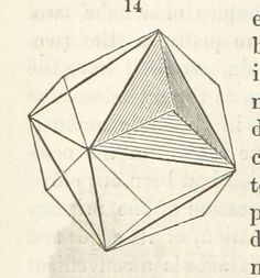 Image taken from page 112 of 'Practical Geology and Mineralogy; with instructions for the qualitative analysis of Minerals' | von The British Library