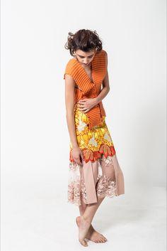 Sfilata Francesca Liberatore New York - Pre-collezioni Primavera Estate 2018 - Vogue