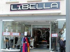 #Libella in #Reutlingen #Wilhelmstrasse. #Einkaufsbgleitung #Stilberatung #Farb-undStilberatung