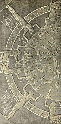 *EGYPT ~ Ancient Egyptian Astrology ---------------------------------------- monday Cuarto k/semberg/Argentine Ancient Egyptian Art, Ancient Aliens, Ancient History, European History, Ancient Greece, American History, Old Egypt, Egypt Art, Architecture Antique