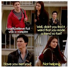 Damon funny