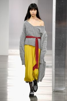 NYFW  John Elliott s debut women s collection makes a mark on New York  Fashion Week 22b466313