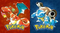 The Original Pokémon Game Was Social Media Before Social Media | VICE | Australia / NZ Artwork from the original releases of 'Red' and 'Blue'Something extraordinary happened in the middle of the 1990s. Nintendo a company fiercely proud and