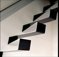 Ribbon Stairs